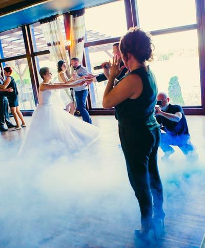 Sesja plenerowa w tygodniu po weselu - fotografia ślubna