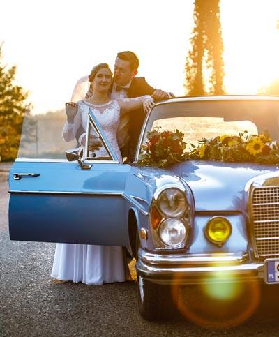 Plener zdjęciowy w dniu wesela - fotograf na wesele