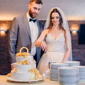 Sala weselna - fotograf na wesele